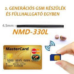GSM kártyás indukciós puska headset