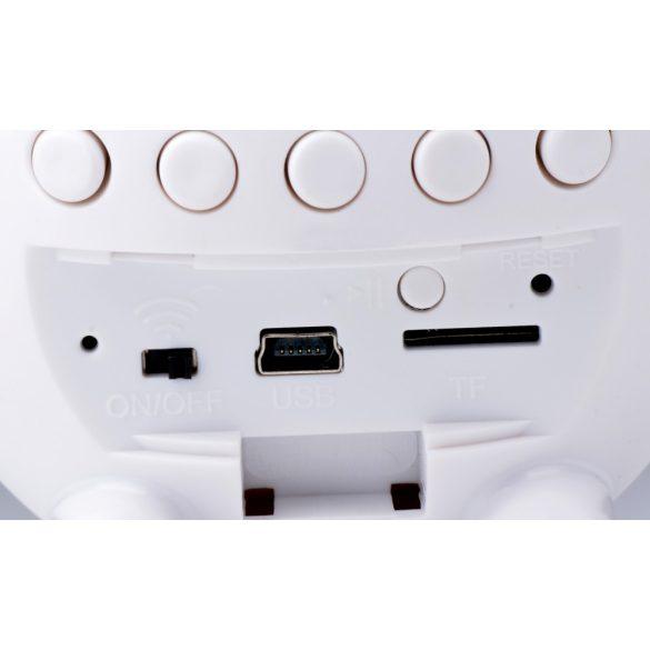 WiFi asztali óra kamera