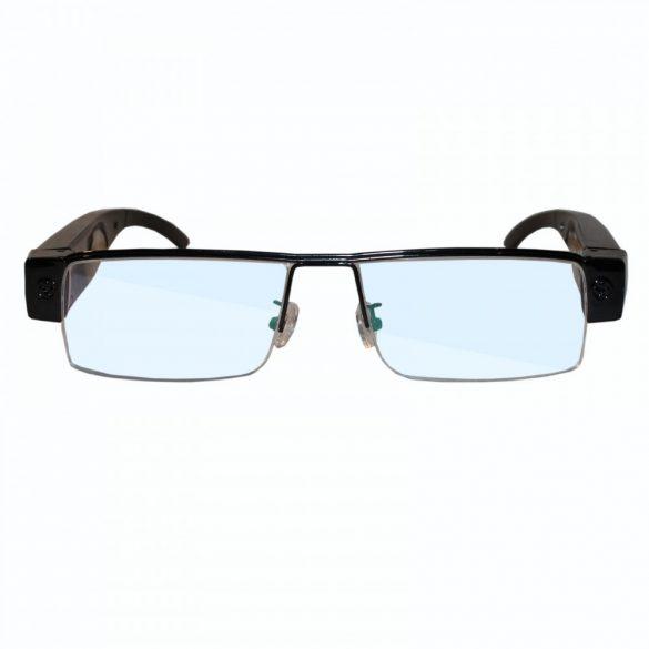 HD szemüveg rejtett kamera - vékony keretes