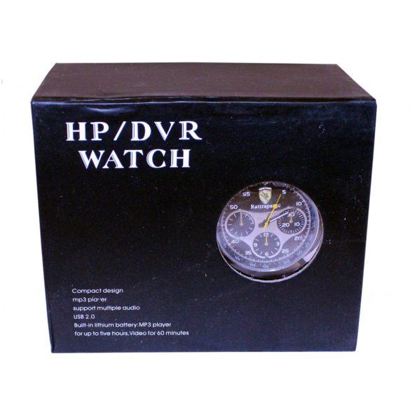 Vízálló karóra kamera HD