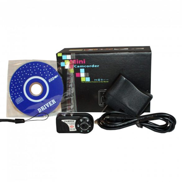 Éjjellátó full HD mini kamera