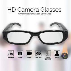 HD szemüveg rejtett kamera