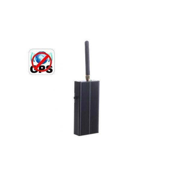 Hordozható GPS jelzavaró