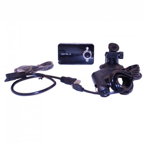 P6000 autó menetrögzítő kamera
