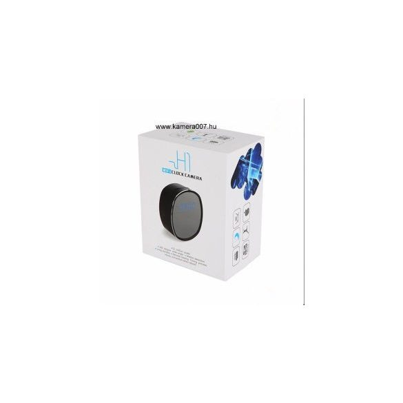 S61  WiFi, infra asztali óra kamera