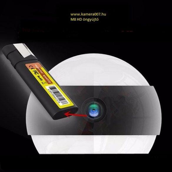 M8 HD öngyújtó kamera
