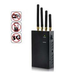 Mobil (2G, 3G, 4G) és WIFi jelzavaró