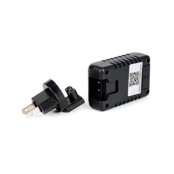 Hálózati adapternek álcázott kamera
