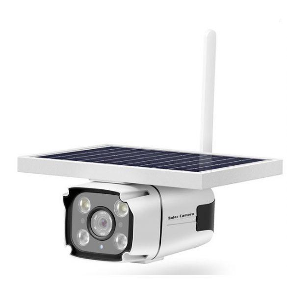 Silu YN88-4g 1080p napelemes kültéri térfigyelő kamera